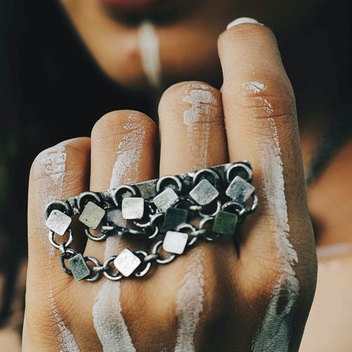 Necklaces & Rings